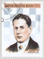 Estampillas de José Raúl Capablanca
