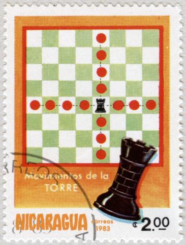 Movimiento de la Torre. Nicaragua. Correos 1983. Nicaragua.