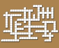 Crucigrama de ajedrez para imprimir