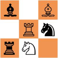 Juego de ajedrez de tres en linea para imprimir
