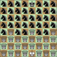 Horda de 26 Damas VS Horda de 36 Caballos