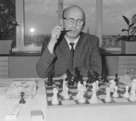 Samuel Reshevsky, Olanda 8 de Junio 1964