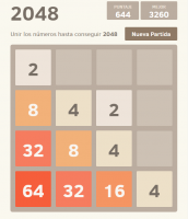 2048 Juego