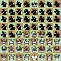 Horda de 27 Damas VS Horda de 35 Caballos