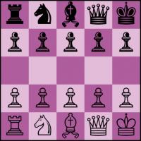 Ajedrez 5×5 especular