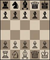 Ajedrez 5×6 especular