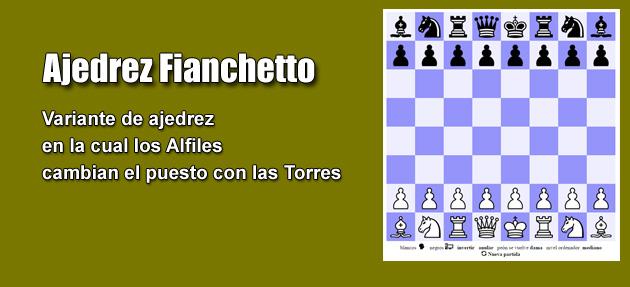 Ajedrez Fianchetto