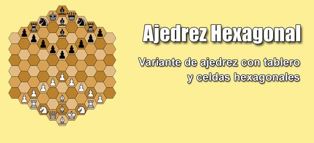 Ajedrez hexagonal