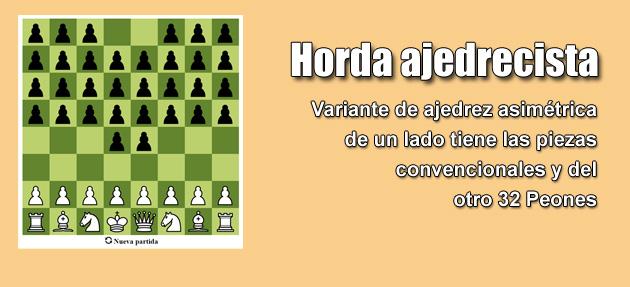 Horda ajedrecista