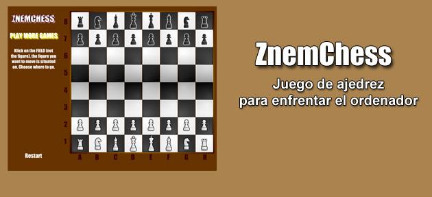 "Ajedrez ""ZnemChess"""