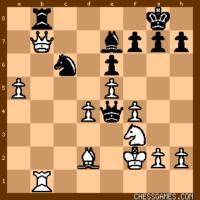 Cada día un nuevo problema de ajedrez