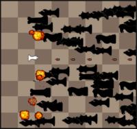 Combate de Ajedrez