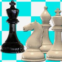 Jaque mate con Alfil, Caballo y Rey contra Rey