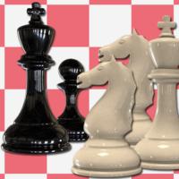Jaque mate con dos Caballos contra Rey con un Peón