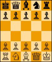 Ajedrez 5×6 los rey en esquinas opuestas
